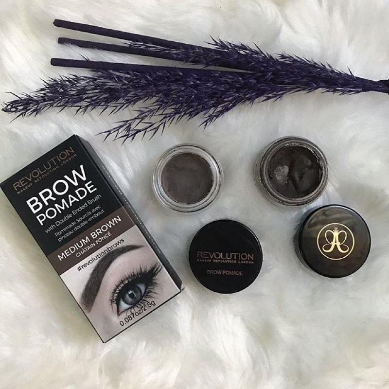 Swatch DIPBROW® Pomade - Crème-gel pour sourcils, Anastasia Beverly Hills