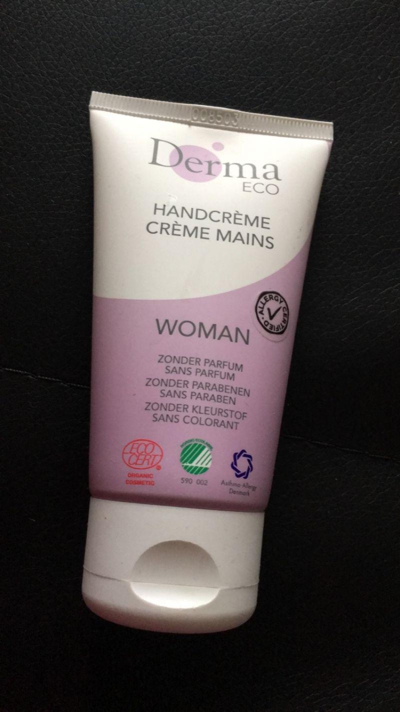 Crème pour les mains, Derma eco - Infos et avis