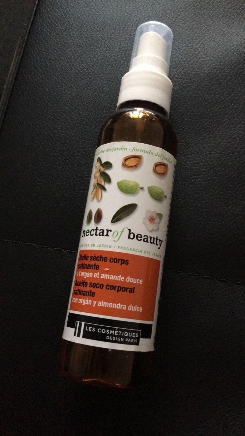 Huile pour le corps, Nectar of Beauty - Infos et avis