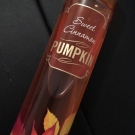Brume corporelle pumpkin, Bath & Body Works