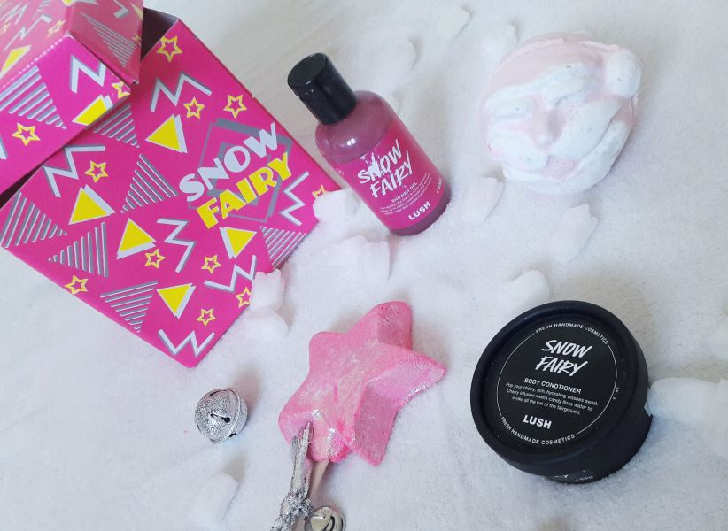 Swatch Coffret Snow Fairy, Lush