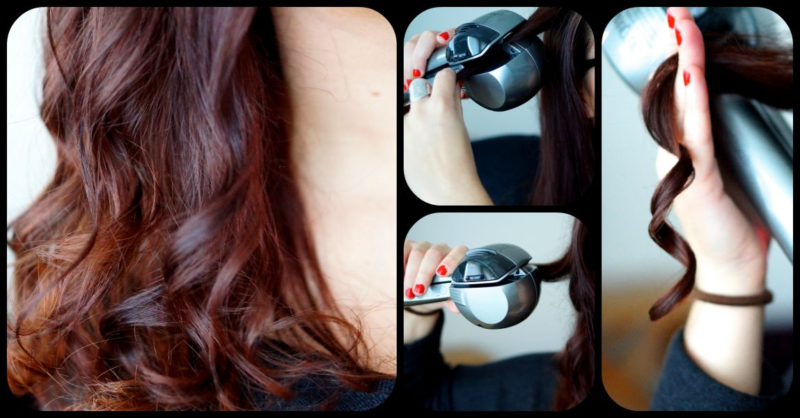 Swatch Perfect curling Machine, BaByliss PRO