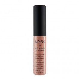 Soft matte lip cream, NYX : Mon billet poudré aime !