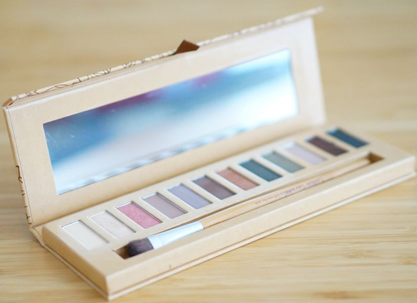 Swatch Eye Essential Palette, Couleur Caramel