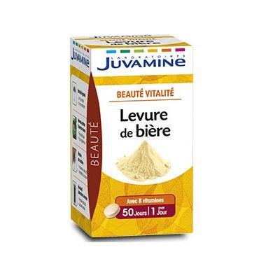 Levure de bière 8 vitamines et zinc, Laboratoires Juvamine - Infos et avis