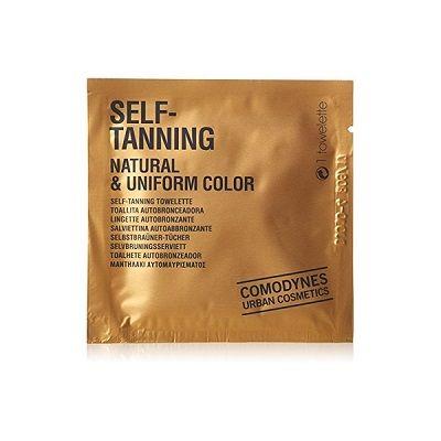 Lingettes Self-Tanning Natural & Uniform Color, Comodynes - Infos et avis