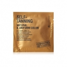 Lingettes Self-Tanning Natural & Uniform Color, Comodynes - Soin du visage - Soins autobronzants