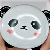 Swatch Panda's Dream Dual Lip & Cheek, Tonymoly