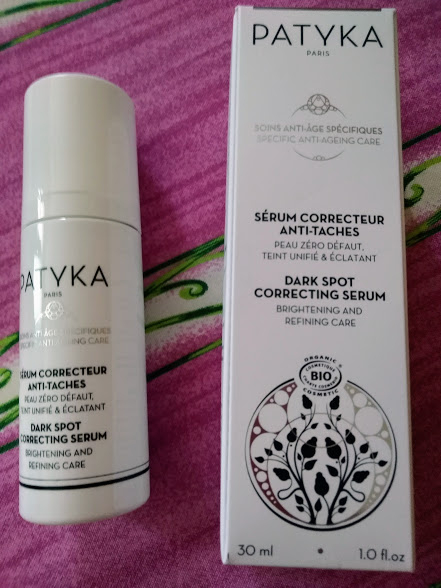 Swatch Sérum Correcteur Anti-Taches, Patyka