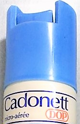 Swatch Cadonett, Dop