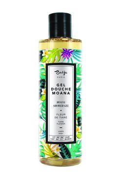 Gel douche Maona fleurs de tiaré, Baïja - Infos et avis