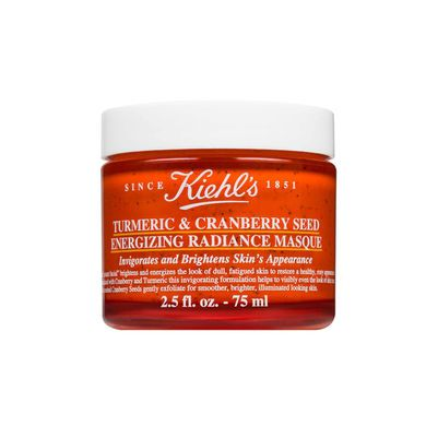 Turmeric & Cranberry Seed Energizing Radiance Masque, Kiehl's - Infos et avis