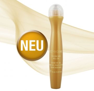 Golden Skin roll-on Caviar Gel pour les yeux, être belle cosmetics : LOovence aime !