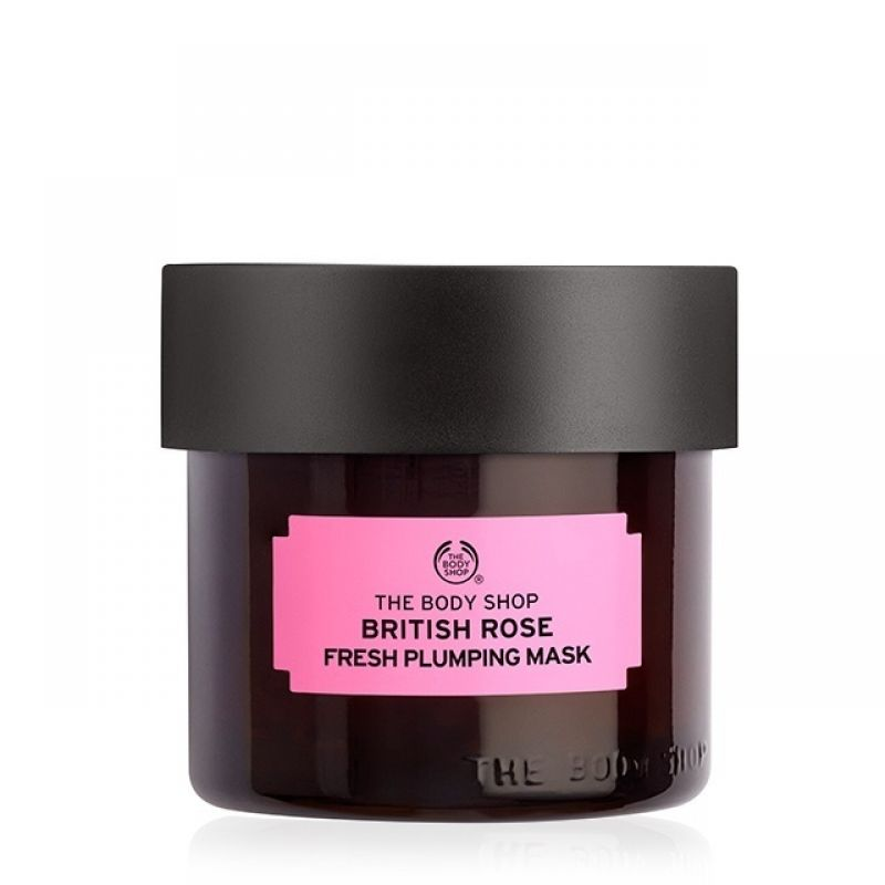 Masque Frais Repulpant à la Rose d'Angleterre, The Body Shop : LOovence aime !