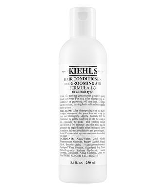 Hair Conditioner and Grooming Aid Formula 133, Kiehl's - Infos et avis