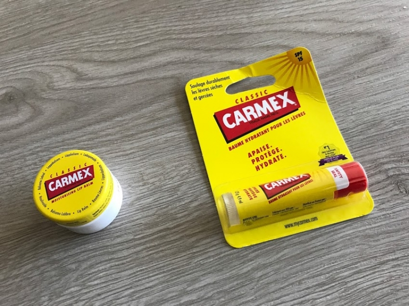 Swatch Original Stick, Carmex