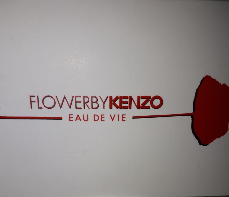 Swatch Flower By Kenzo, Kenzo