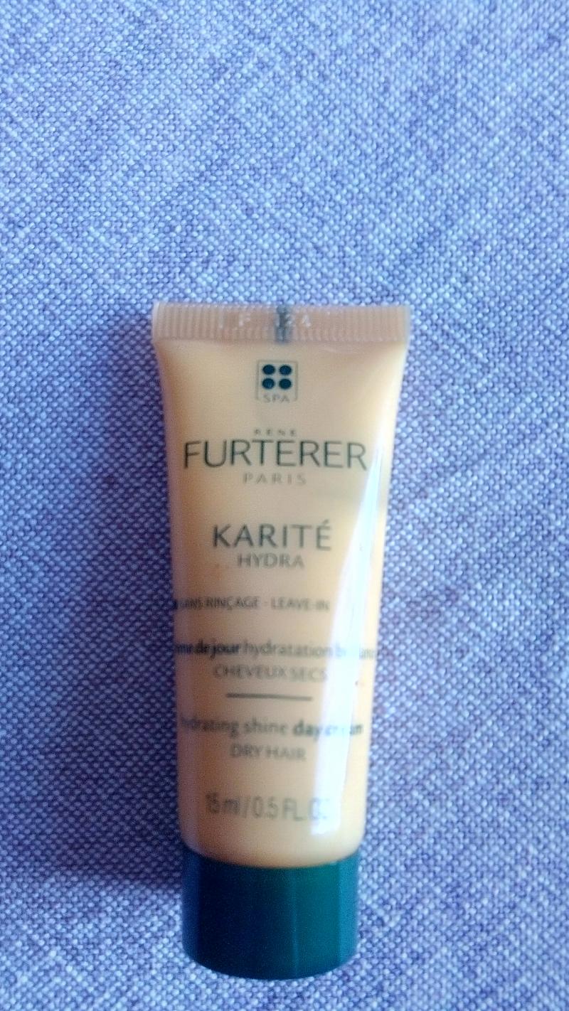 Swatch Crème hydratante pour cheveux secs, FURTHERER