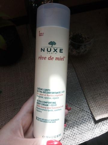 Swatch Crème Corps Ultra-Réconfortante Rêve de Miel®, Nuxe