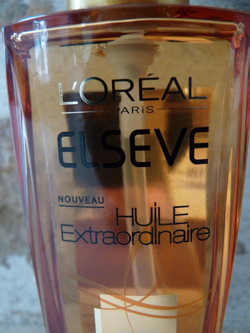 Swatch Huile Extraordinaire Universelle Elsève, L'Oréal Paris