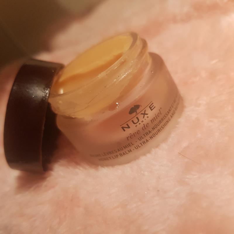 Swatch Baume Lèvres Ultra Nourrissant Rêve de Miel, Nuxe