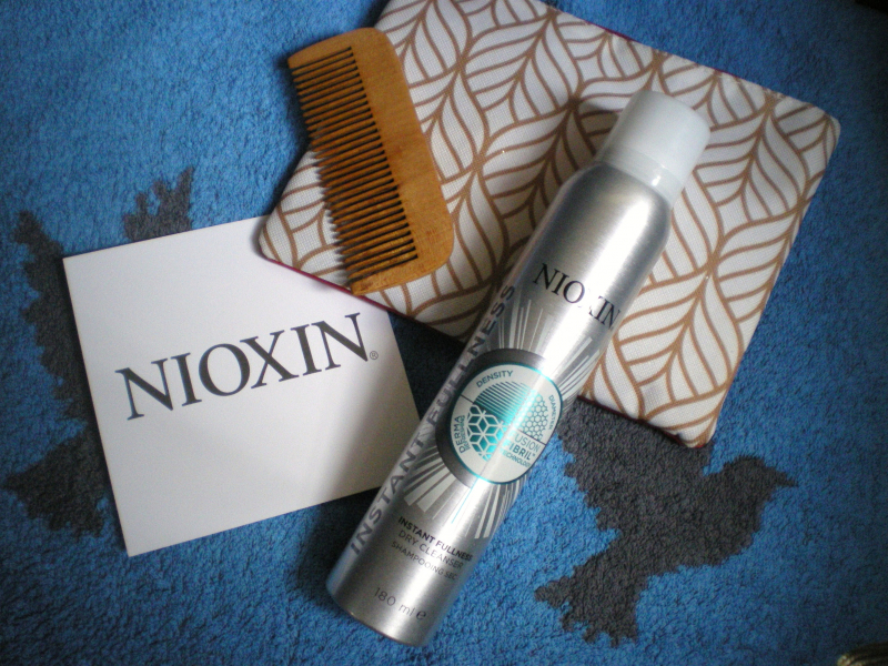 Swatch Instant Fullness, Nioxin