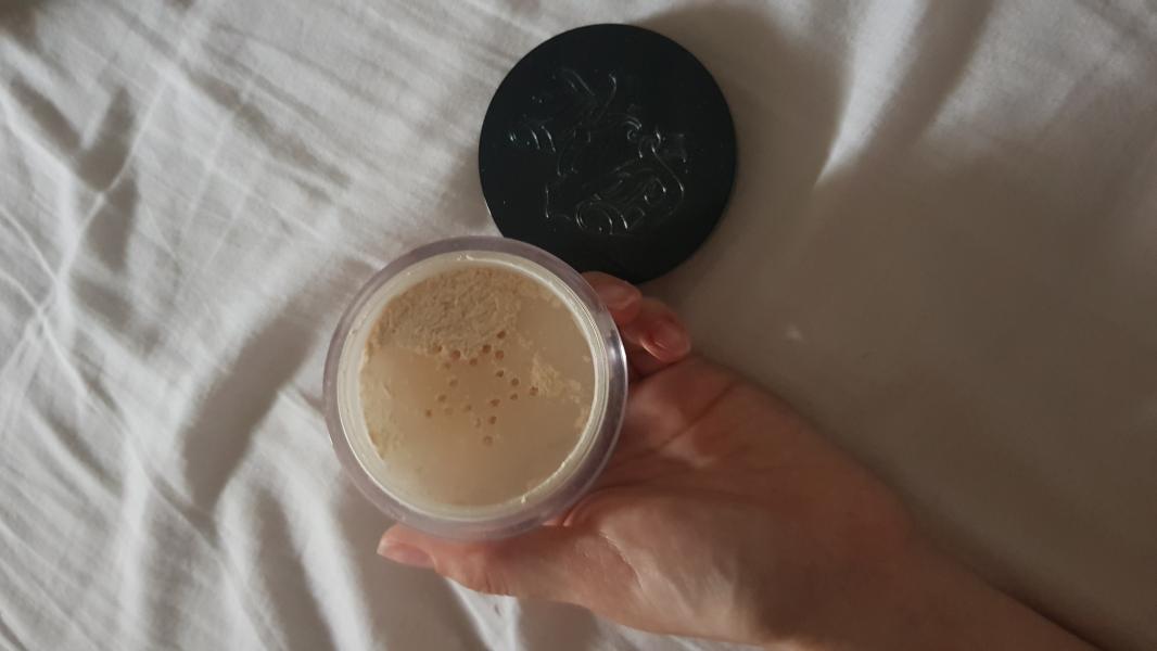 Swatch Lock-it Setting Powder - Poudre libre translucide, Kat Von D