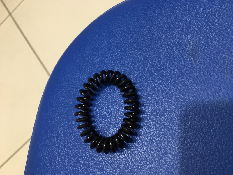 Swatch Invisibobble Élastique Cheveux Invisible, Invisibobble