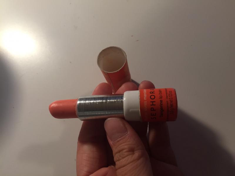 Swatch Baume lèvres, Sephora