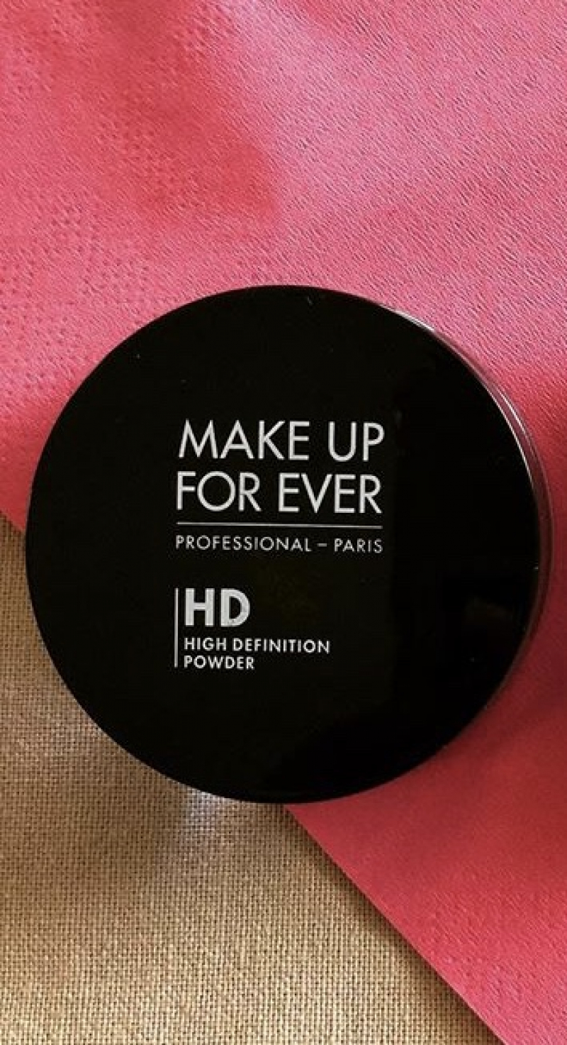 Swatch Poudre HD Microfinition, Make Up For Ever