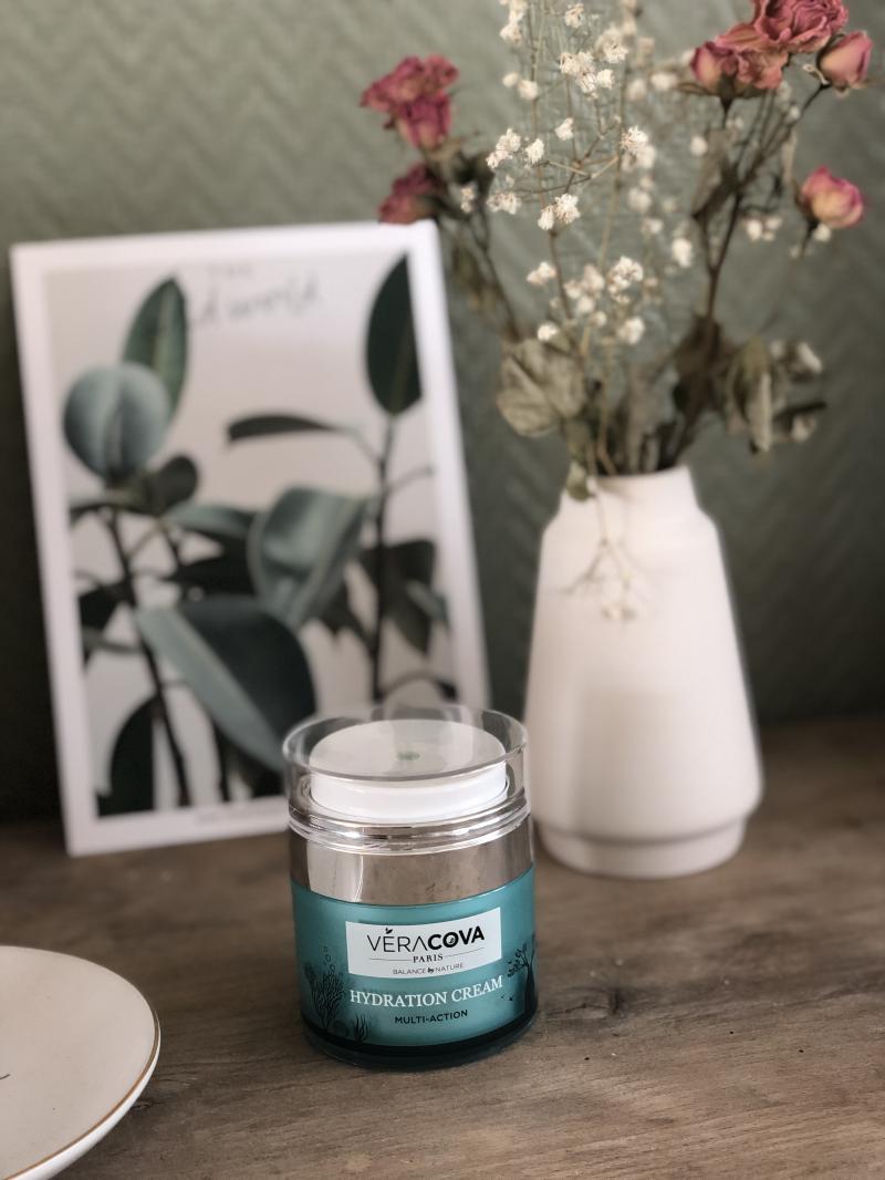 Swatch Crème Hydratante Multi-Action, Veracova