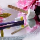 Dentifrice solide à la menthe poivrée
