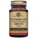 Vitamine D3, Solgar - Accessoires - Compléments alimentaires divers