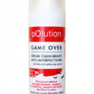 Game Over Sérum Equilibrant Anti Imperfections, OOlution - Soin du visage - Sérum