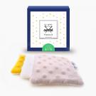 50 Boîtes de 3 lingettes bébés lavables Oekotex et Bio, Le Petit Carré Français - Bébé et enfant - Accessoires bébé