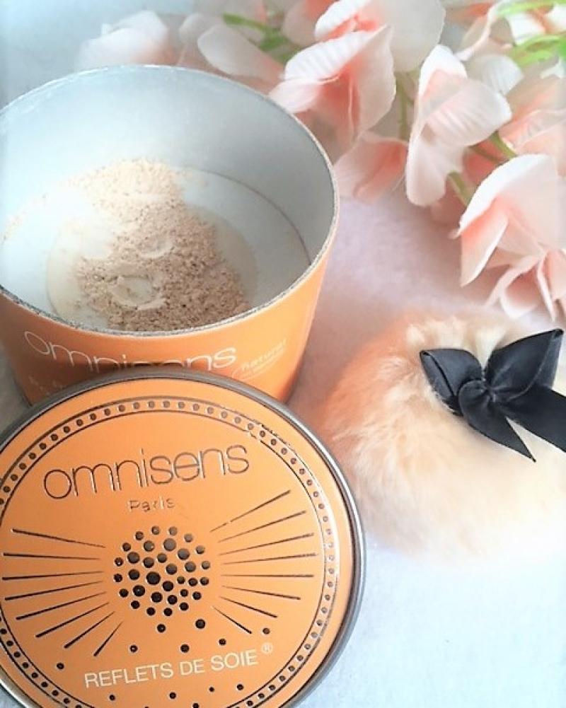 Swatch Reflets de Soie Poudre Parfumée Irisée, Omnisens