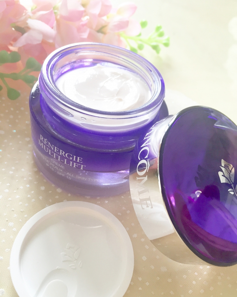 Swatch Rénergie Multi-Lift Crème Tous Types de peaux, Lancôme