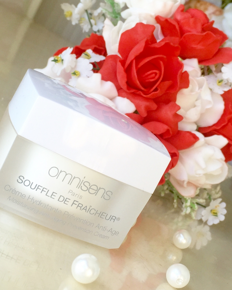 Swatch Souffle de Fraîcheur - Soin hydratant oxygénant visage - 50 ml, Omnisens
