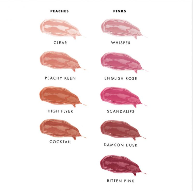 Natural Lip Gloss, Lily Lolo - Infos et avis