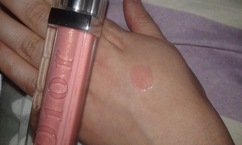 Swatch Dior Addict Lip Maximizer, Dior