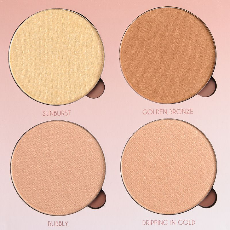 Swatch Glow Kit-That Glow - Palette d'enlumineurs, Anastasia Beverly Hills