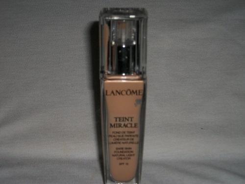 Swatch Teint Miracle, Lancôme