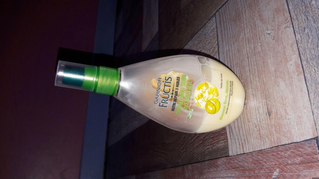 Swatch Fructis nutri repair 3 huiles, Garnier