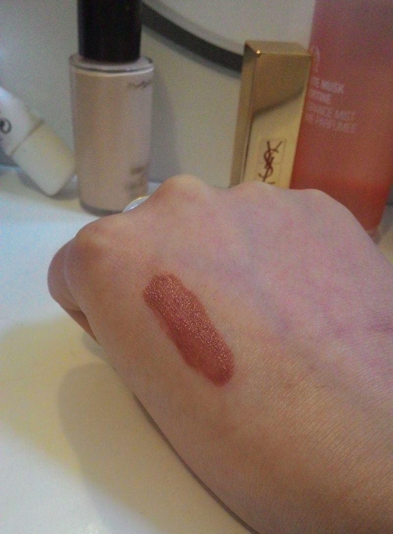 Swatch Double Touch Lipstick, Kiko