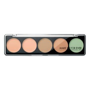 Palette Crème de Camouflage, Make Up For Ever : Margotlssz aime !