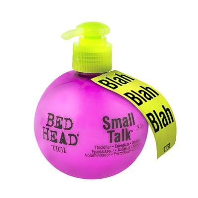 Small Talk, TIGI Bed Head - Infos et avis
