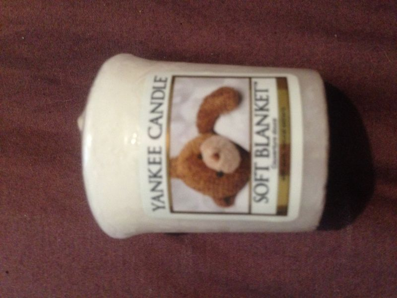 Swatch Bougie Votive, Yankee Candle