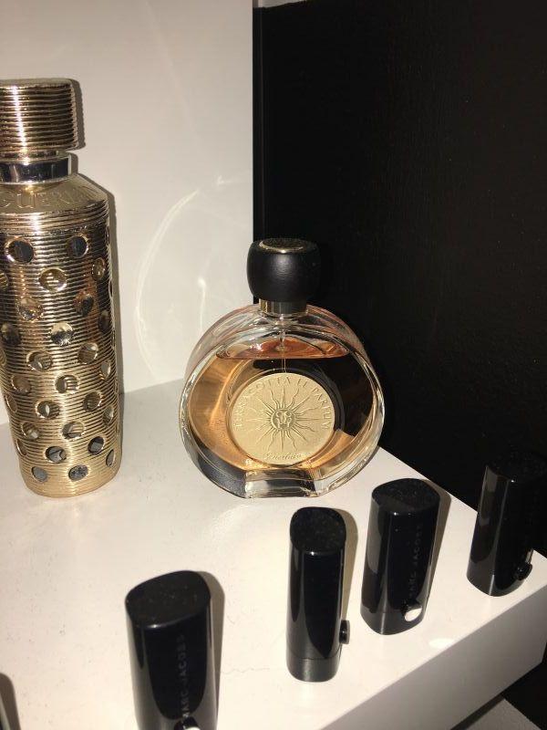 Swatch Terracotta le parfum, Guerlain