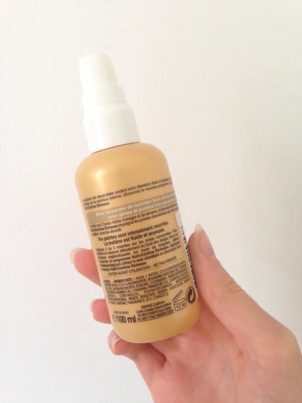 Swatch Elixir Concentré De Nutrition, Dessange Compétence Professionnelle