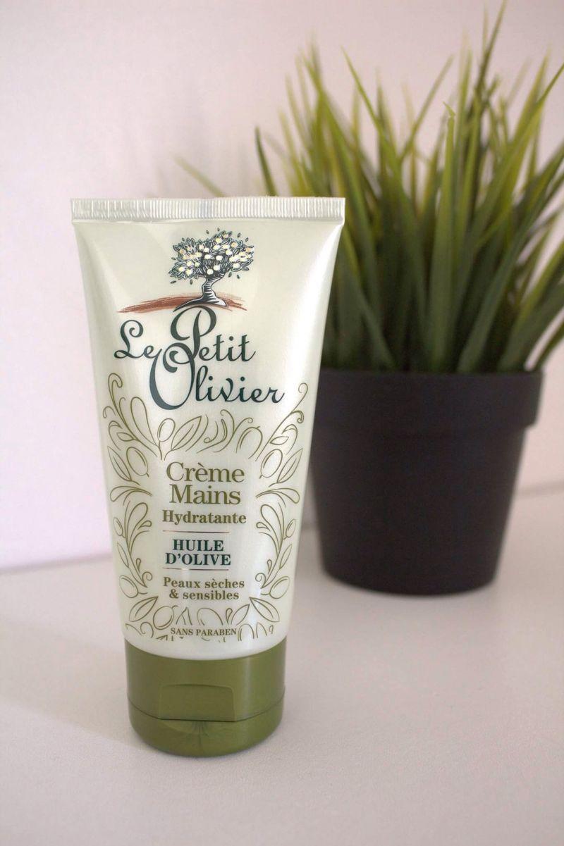 Swatch Crème Mains Ultra Nourrissante à l huile d Olive, Le Petit Olivier 7a144249e6b